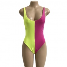 Women Bodysuit One Piece Two Color
