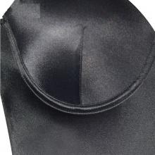 New Sexy Bodysuit Deep V Neck Backless Push Up Bra Black Plus Size